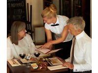 Experienced Waiters & Waitresses Needed For Up Market Italian Restaurant In Loughton