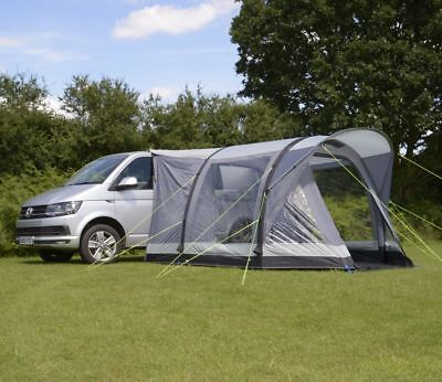 Kampa Travel Pod Action AIR Inflatable Drive-Away Awning - VW Height for sale  Shipping to Ireland