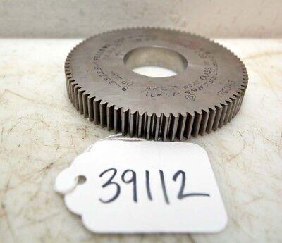 Fellows Gear Shaper Cutter Inv.39112