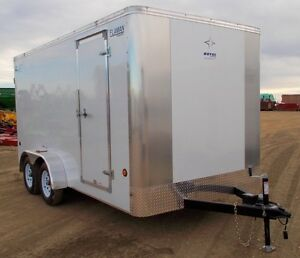 2017 Southland LCHT35-714-78 Enclosed Cargo Trailer