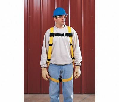 Miller-grainer Harness Fall Protection Workman Construction New Lxl
