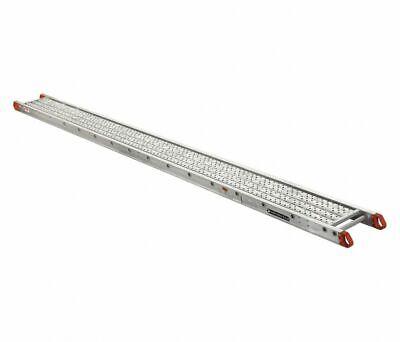 Louisville P21424 24 X 14 Aluminum Scaffold Stage Plank 500 Lb Capacity