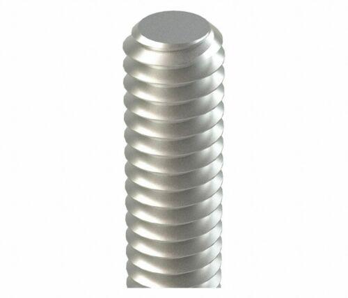3 feet length 18-8 stainless steel fully threaded rods ASME B18.313  Coarse