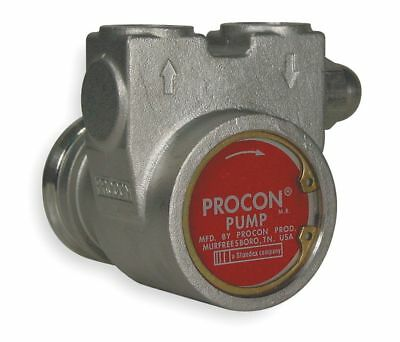Procon 103a100f31ra 250 38 Stainless Steel Rotary Vane Pump 112 Max. Gph