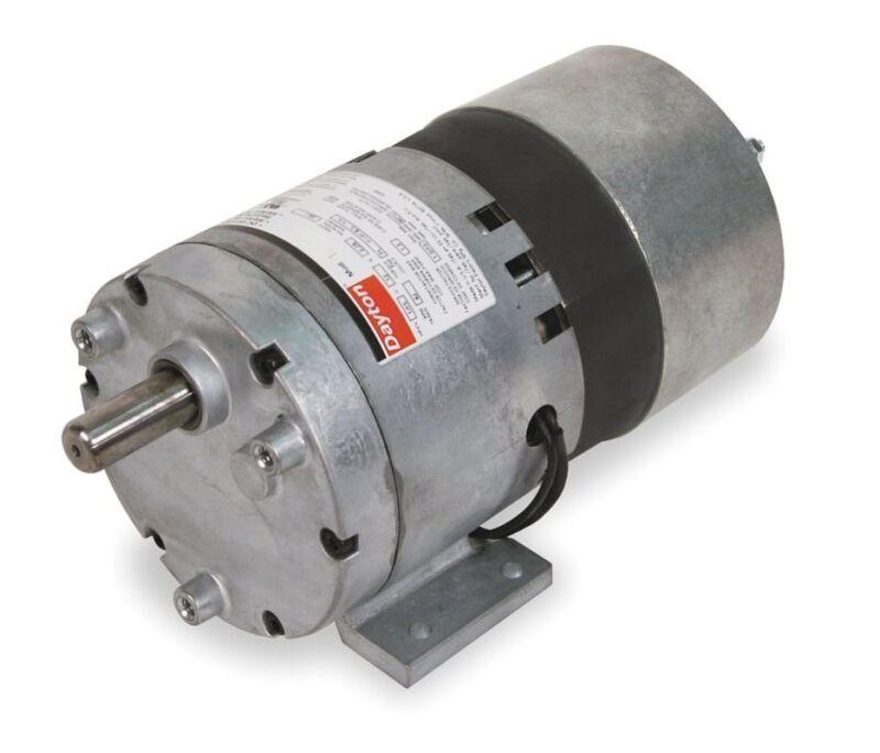 1LNF9 DAYTON AC Gearmotor,26 rpm,Open,115V
