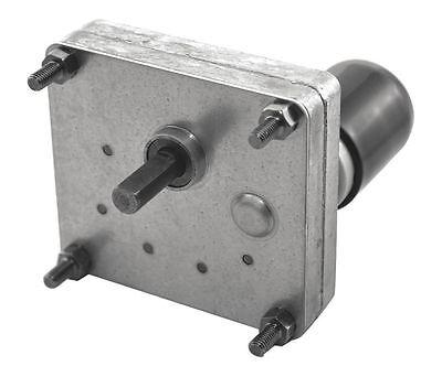 Dayton Model 52je51 Dc Gear Motor 12 Rpm 1125 Hp 12vdc