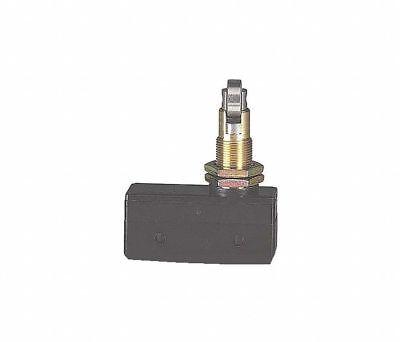 Omron 2krl8 15a 480v Cross Roller Panel Mount Plunger Snap Action Switch
