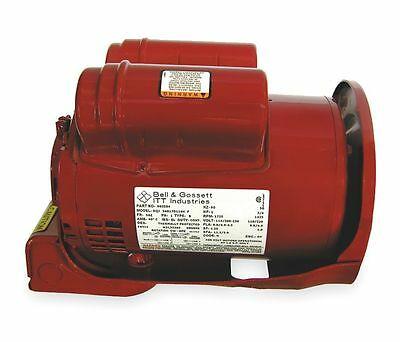1 hp 1725RPM 115/208-230V Bell & Gossett Model 169232 Circulator Electric Motor