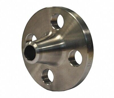 4wpr7 316 Stainless Steel 1-14 Pipe Size 4-58 Outside Dia Neck Flange