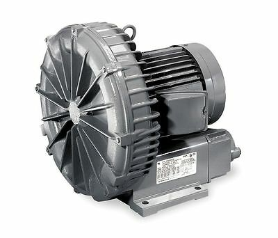 Vfc400p-5t Fuji Regenerative Blower 1 Hp 8.64.3 Amps 115230 Volts