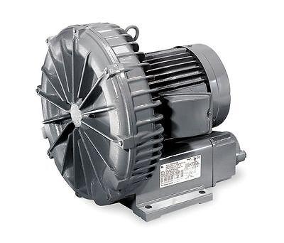 Vfc400p-5t Fuji Regenerative Blower 1 Hp 8.64.3 Amps 115230 Volts