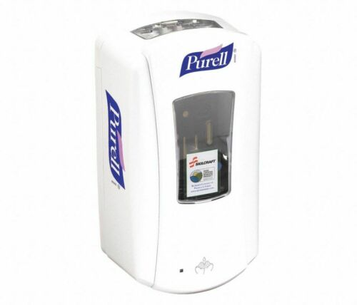 PURE SKILCRAFT Automatic Hand Dispenser, 1200 ml, Touchless, Touch Free, White