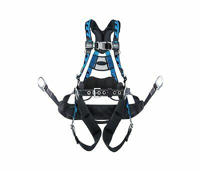 Miller Aircore Full Body Tower Climbing Harness Front D-ring 2xl Act-qc23xb
