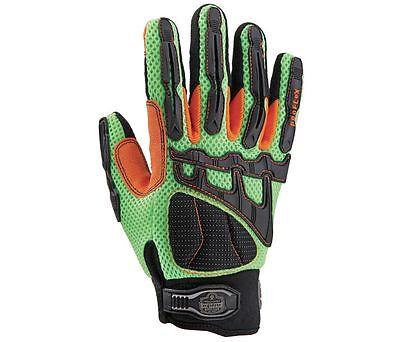 Ergodyne Proflex Doral Impact Mechanics Gloves 924ld