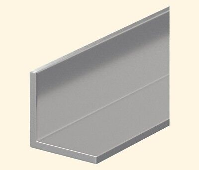 Stainless Steel Angle Iron  1/8