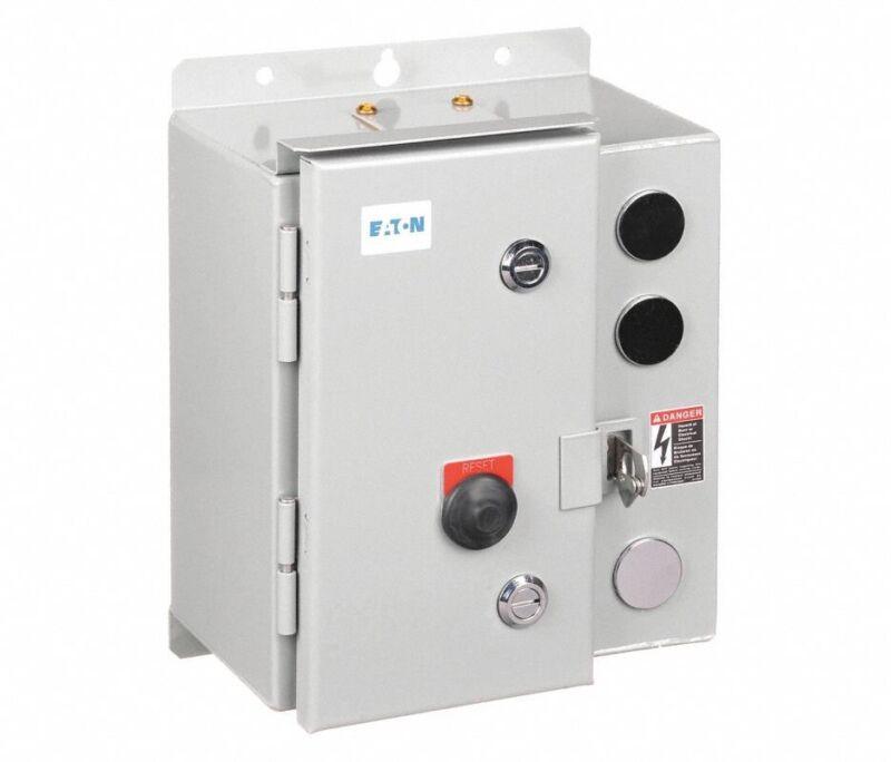 Eaton (ECN0512EAA-R63/D) 208VAC Coil Volts 9 to 45A NEMA Magnetic Motor Starter