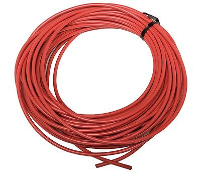 Test Lead Wire 50 Ft 18 Awg Red 33 Vac70 Vdc 5txc2
