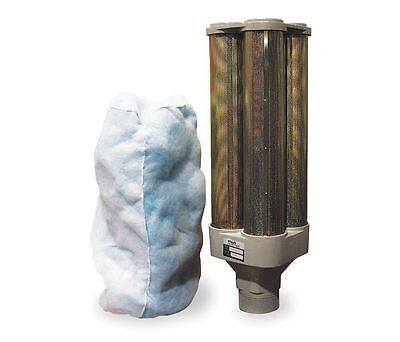 Fuji Regenerative Blower F-45 Filter Assembly- Cover Included