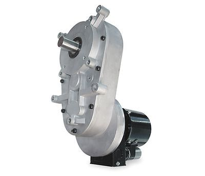 Dayton Model 1lpy7 Gear Motor 2 Rpm 115 Hp 115230v 1l571