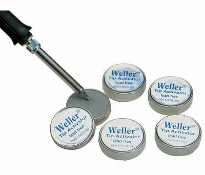 Weller T0051303199 Tip Tinner And Activator Cleaner Lead Free Tip One
