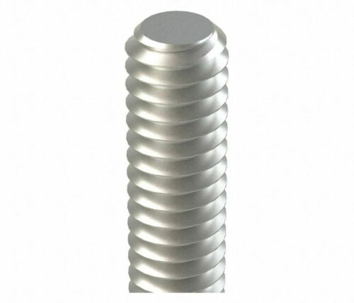 Metric Stainless Steel 18-8 Fully Threaded Rods DIN976 length 1 meter