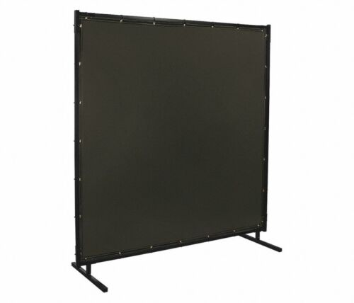 Welding Screen,6 ft X 6 ft,Charcoal Gray STEINER 532HD-6X6 5KNL2