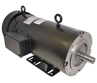 1 Hp 1750rpm 56c Frame 180 Volts Dc Dayton Electric Motor Model 4z378