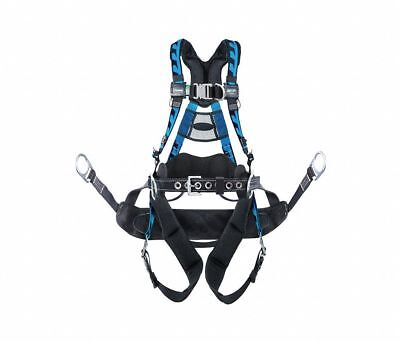 Honeywell Miller Aircore Act-qcbc23xb Tower Fully Body Harness Lxl 400 Lb