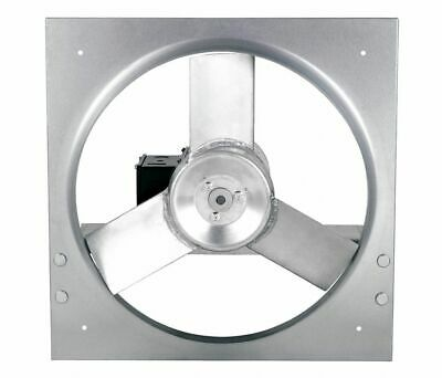 Dayton 10d985 Industrial Direct Drive Exhaust Fan 18 Blade 115230vac New