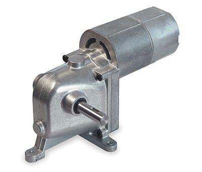 Dayton Model 1lra4 Acdc Left Hand Gearmotor 8 Rpm 115hp 115vac 1l485