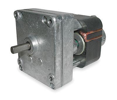 Dayton Model 1mbf9 Gear Motor 66 Rpm 1148 Hp 115v Old Model 2z810