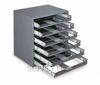 Metal 6 Drawer Tray Storage Compartment Parts Fittings Nut B