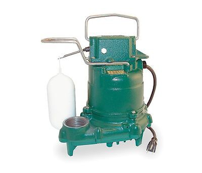 Zoeller Sump Pump 310 Hp 115 Volts Model M53