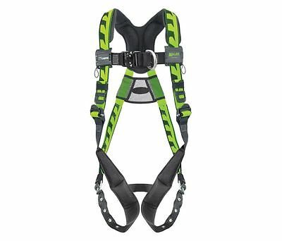 Miller Aircore Full Body Rescue Harness 2xl Front Back D-rings Aaf-tb23xg