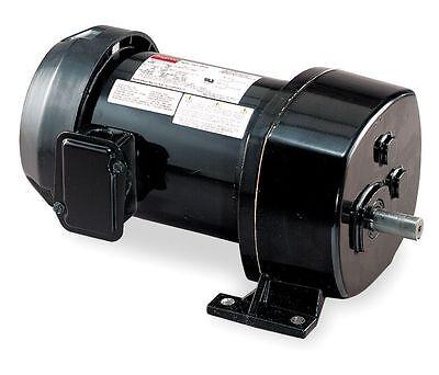 Dayton AC Parallel Shaft Split Phase Gear Motor 59 RPM 1/3hp ... on
