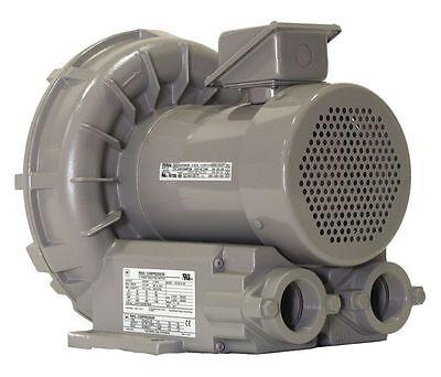 Vfz401a-7w Fuji Regenerative Blower 1.4 Hp 208-230460 Volts