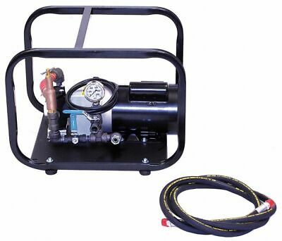 Wheeler-rex 35100 Hydrostatic Test Pump 1 Hp 1-phase 3 Gpm 6gdv7 New