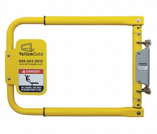 "Erectastep YellowGate Universal Swing Gate, 16""-36"" Length model 11792"