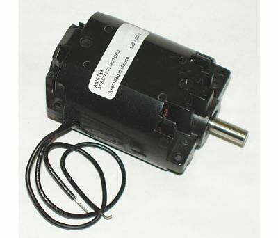 Ametek Acdc Power Nozzle Electric Motor 14hp 19500 Rpm 120v Model 118154-54