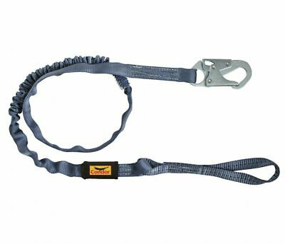 Condor Shock-absorbing Lanyard 45j286 1 Leg 6 Feet Harness Hook Choke Off Loop