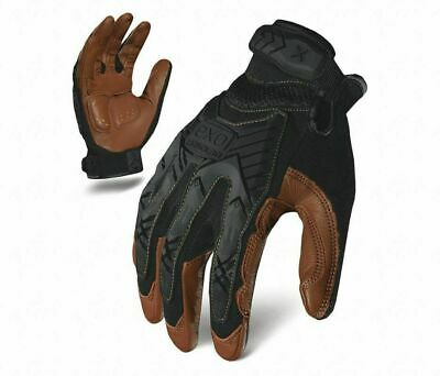 Ironclad Gloves Exo2-migl Motor Impact Protection Leather - Select Size