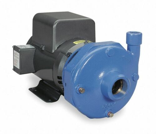 GOULDS WATER TECHNOLOGY 4BF1J9J0 CENTRIFUGAL PUMP, 5 HP, 3-PHASE, 49UU41, NEW!