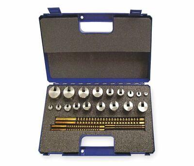 Hassay Savage Co. 15440 Keyway Broach Set 40 Metric