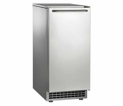 Ice-o-matic Gemu090 Nugget Ice Machine - Stainless Steel