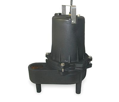 4cre4 Submersible Sewage Pump 410hp 1 Phase 115v