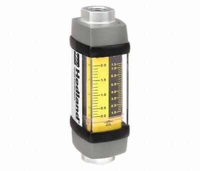 Badger Meter Inc. Usa Hedland Variable Area Flow Meter H601a-002