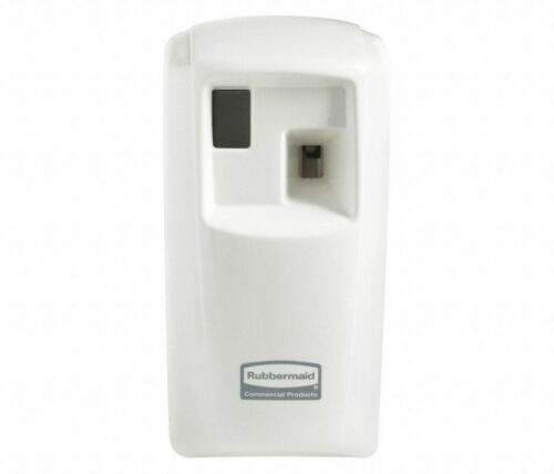 Rubbermaid Microburst 3000 LCD Dispenser White 1793532