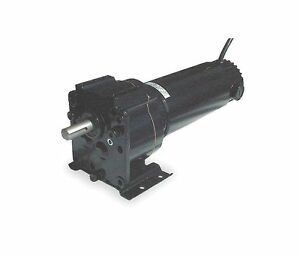 Dayton Model 2h575 Dc Gear Motor 90 Rpm 1 4 Hp 90vdc