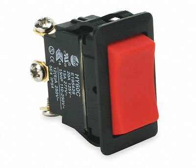 Rocker Switch Onon Spdt 3 Connection Redblack - Powerfirst 2lne4