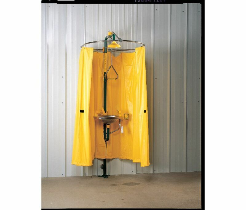 New Encon Privacy Curtain Replacement Kit, Yellow, 01052187, 9PNL0, (D30J)